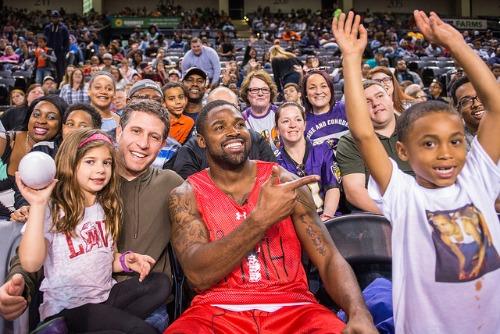 NFL Jerseys Cheap - NFL Players Association - Torrey Smith Holds Charity Basketball ...