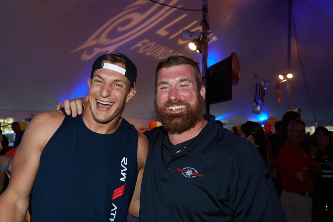 Nfl Players Association Matt Light Holds 10th Annual