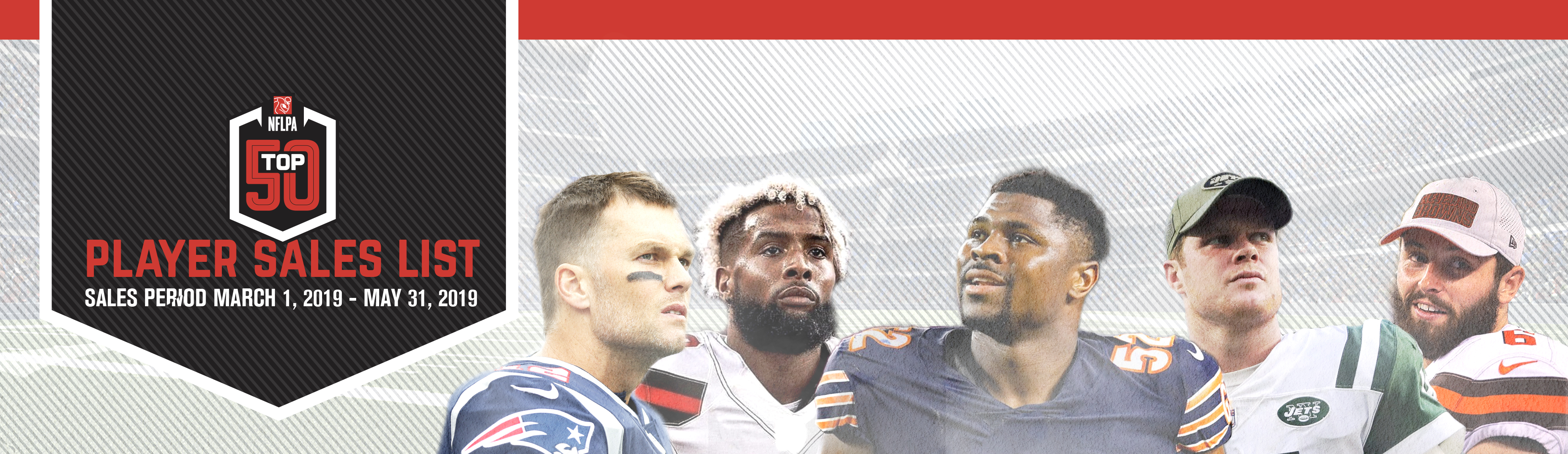 de1c099d NFL Players Inc. - THINGS TO KNOW ABOUT THE PRESEASON NFLPA TOP 50 ...