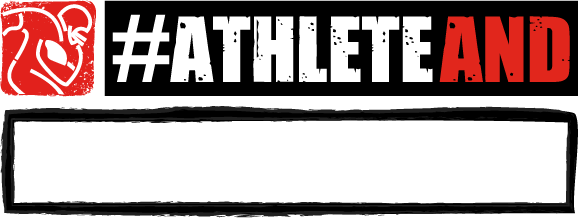 Athlete And Logo